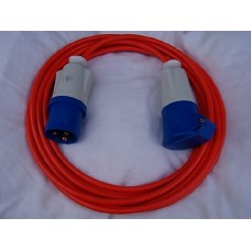 5 METRE CARAVAN ELECTRIC HOOK UP HEAVY DUTY